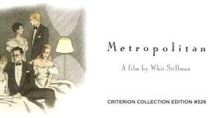 Criterion Review: Metropolitan