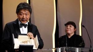 Cannes 2018: Kore-eda's Shoplifters wins Palme d'Or