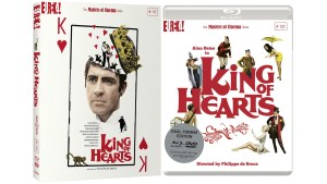 DVD Review: King of Hearts