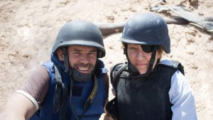 Film Review: Under the Wire