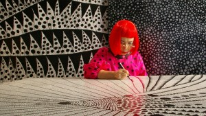 DVD Review: Kusama – Infinity