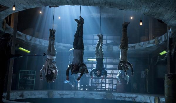 C'était le seul moyen pour que les personnages partent pas avant la fin du film. photo Twentieth Century Fox