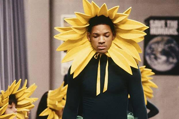 Will Smith en fleur