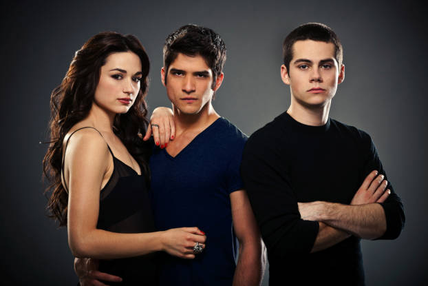 Illustration publicitaire de Teen Wolf