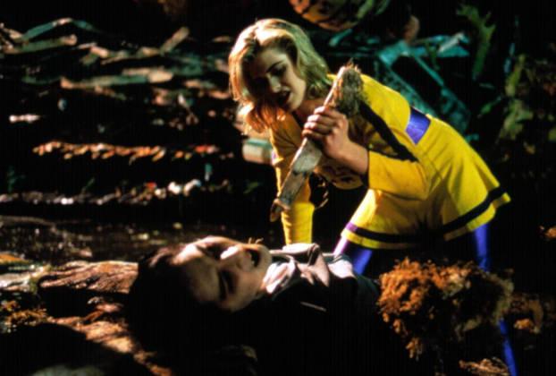 Kristy Swanson dans Buffy, tueuse de vampires