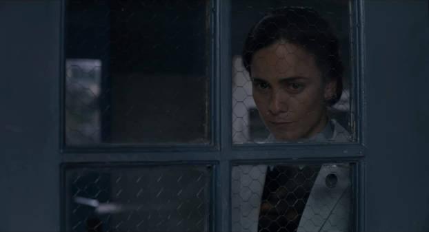Alice Braga dans Les nouveaux mutants