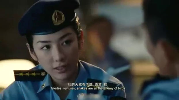 Yi Huang dans Sky fighters