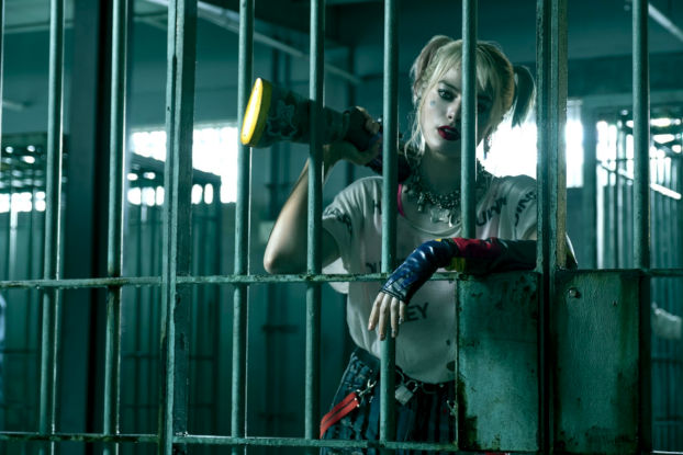 Margot Robbie en prison