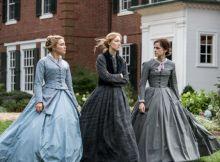 Florence Pugh, Saoirse Ronan et Emma Watson