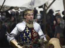 Jonathan Rhys-Meyers dans The Tudors
