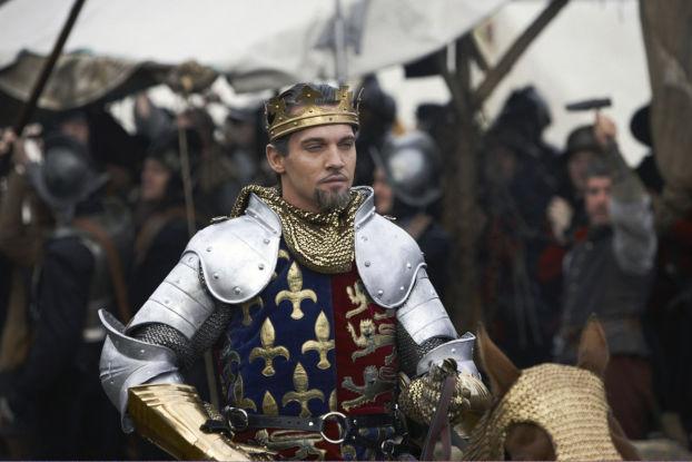 Jonathan Rhys-Meyers dans The Tudors