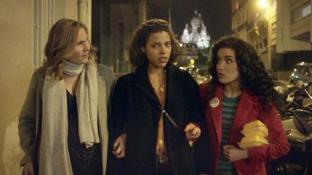 Joéphine Draï, Sabrina Ouazani et Zita Hanrot
