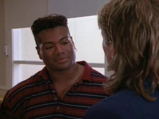 Christopher Judge dans MacGyver