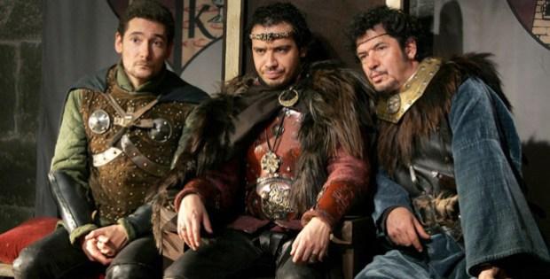 Bohort, Arthur et Léodagan