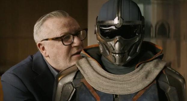 Dreykov et Taskmaster