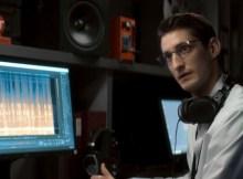 Mathieu au laboratoire