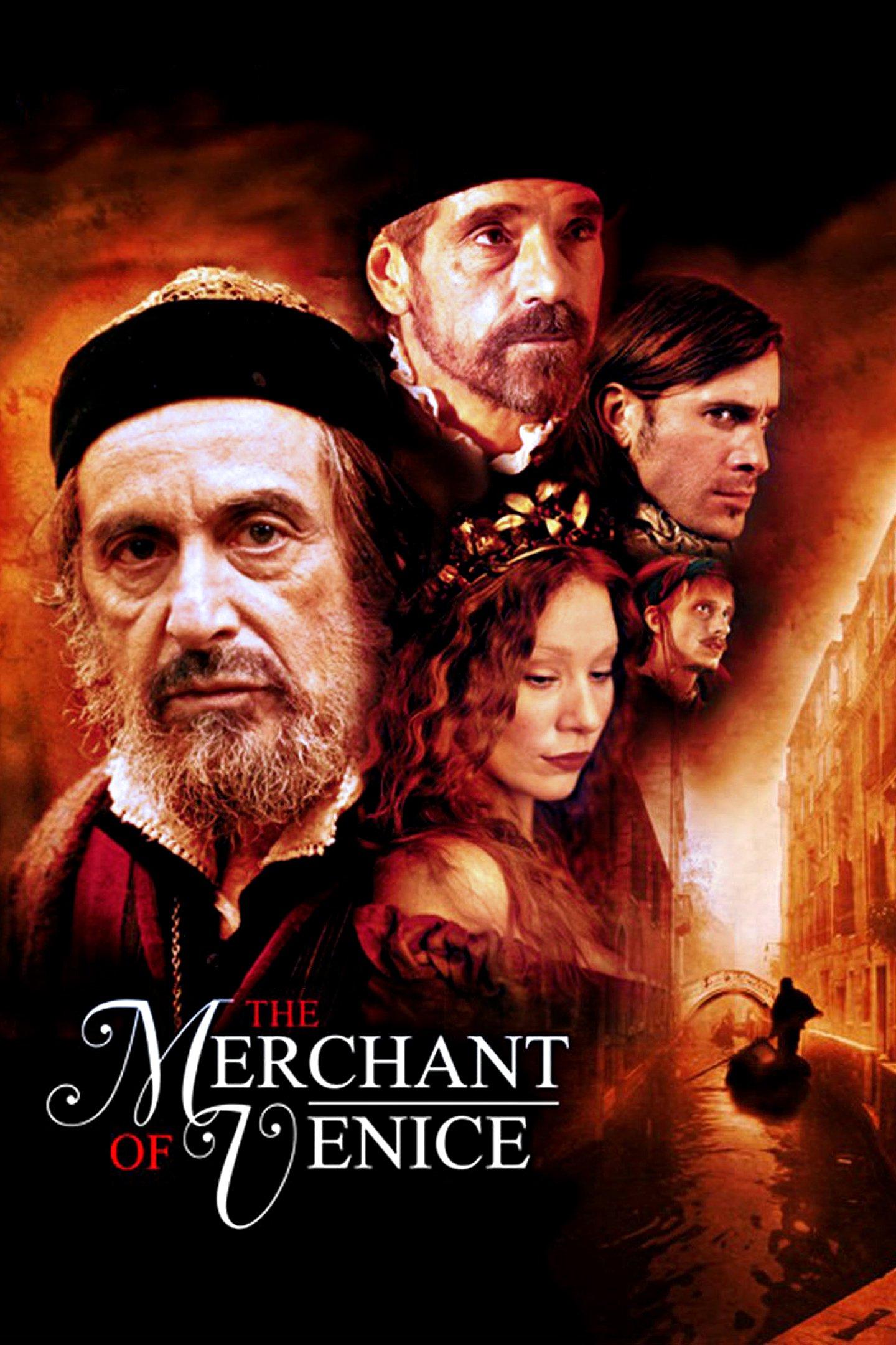 Köpmannen i Venedig