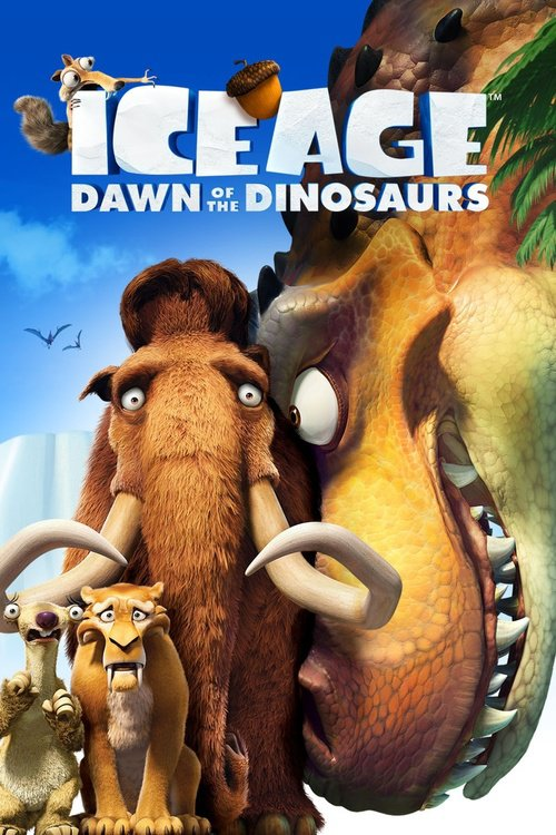 Ice Age 3: Det våras för dinosaurierna