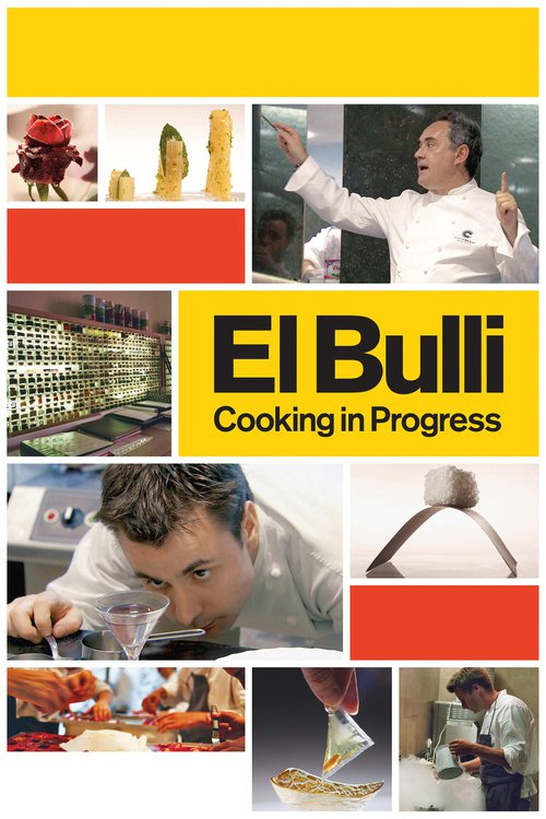 El Bulli – Cooking in Progress