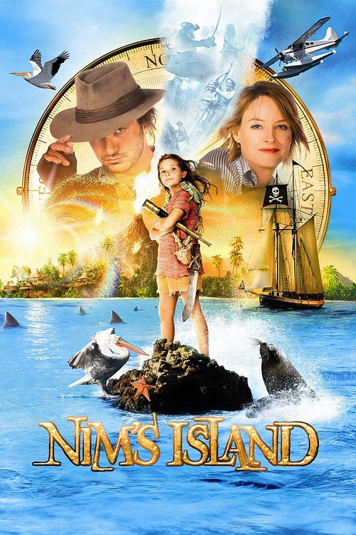 Nim och den hemliga ön