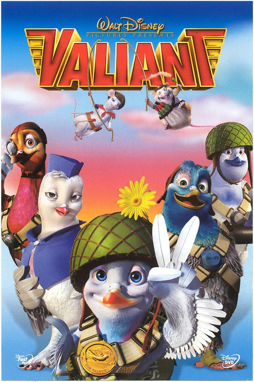Valiant - De fjäderlätta riddarna