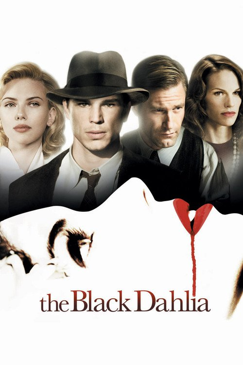 Den svarta dahlian