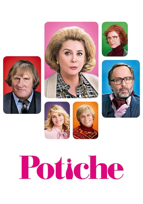Potiche - En fransk troféfru