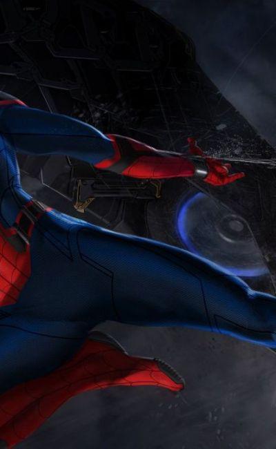 Spider-Man: De regreso a casa. En la película veremos como Peter (Tom Holland) vuelve a casa emocionado después de su experiencia con los Vengadores en Capitán América: Civil War.