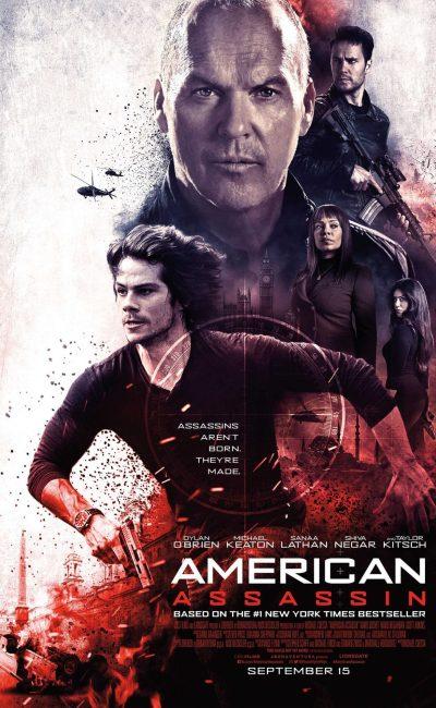 En Asesino: Misión Venganza (American Assassin), Mitch Rapp (Dylan O'Brien) es un joven recluta de operaciones encubiertas de la CIA bajo la instrucción del veterano de la Guerra Fría, Stan Hurley (Michael Keaton).
