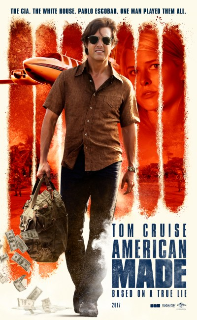 Barry Seal: Solo en América (American Made) cuenta la historia real de este ex piloto que se puso al frente de una de las operaciones encubiertas de la CIA más importantes en la historia de los Estados Unidos.
