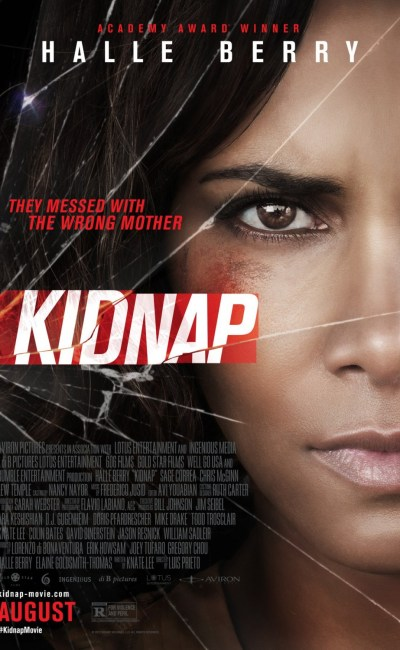 Desaparecido (Kidnap) es una película de suspenso en la que un inocente día en el parque de atracciones se convierte en tragedia cuando Karla (Halle Berry) observa cómo dos extraños arrastran a su hijo de seis años, Frankie (Sage Correa), dentro de un coche y arrancan.