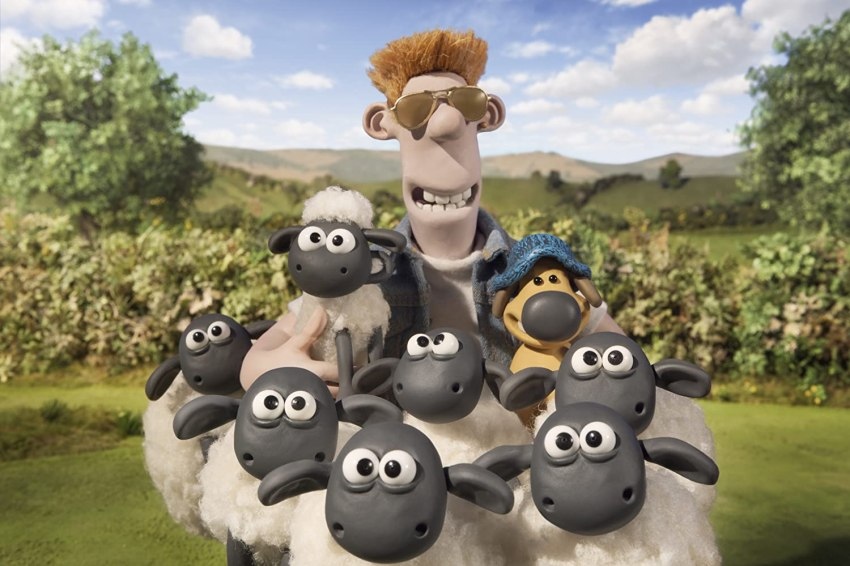 Shaun, le mouton