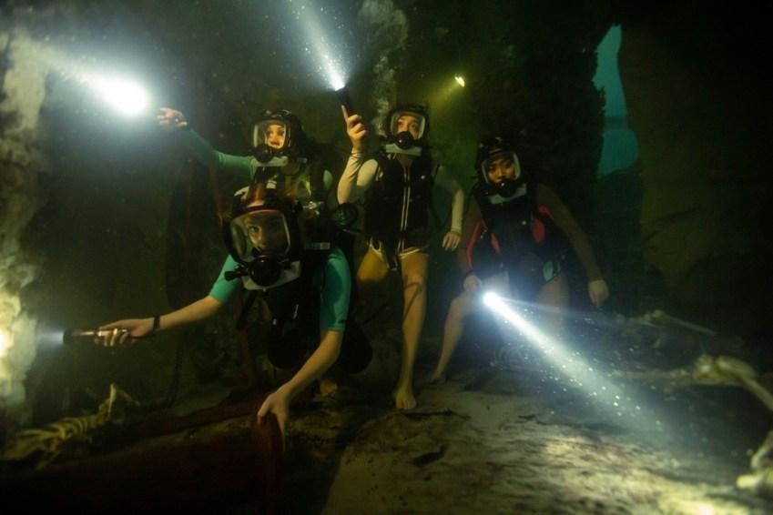 47 Meters Down : Uncaged