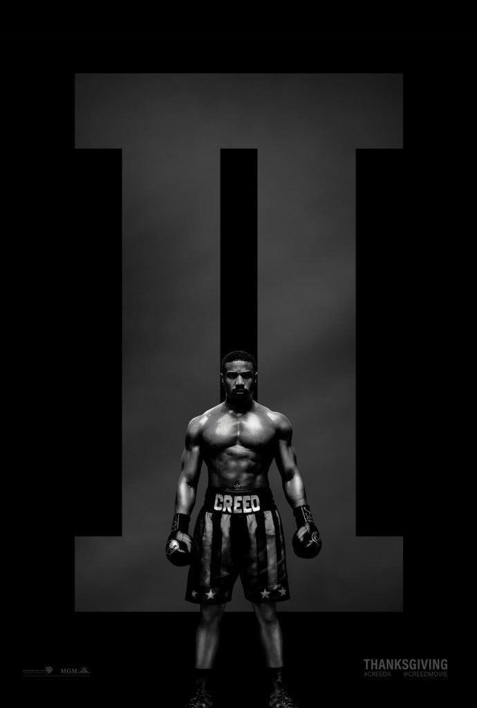 Primer tráiler de Creed 2