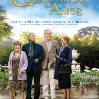 (482) Quartet / Cuatro notas de amor (2012)