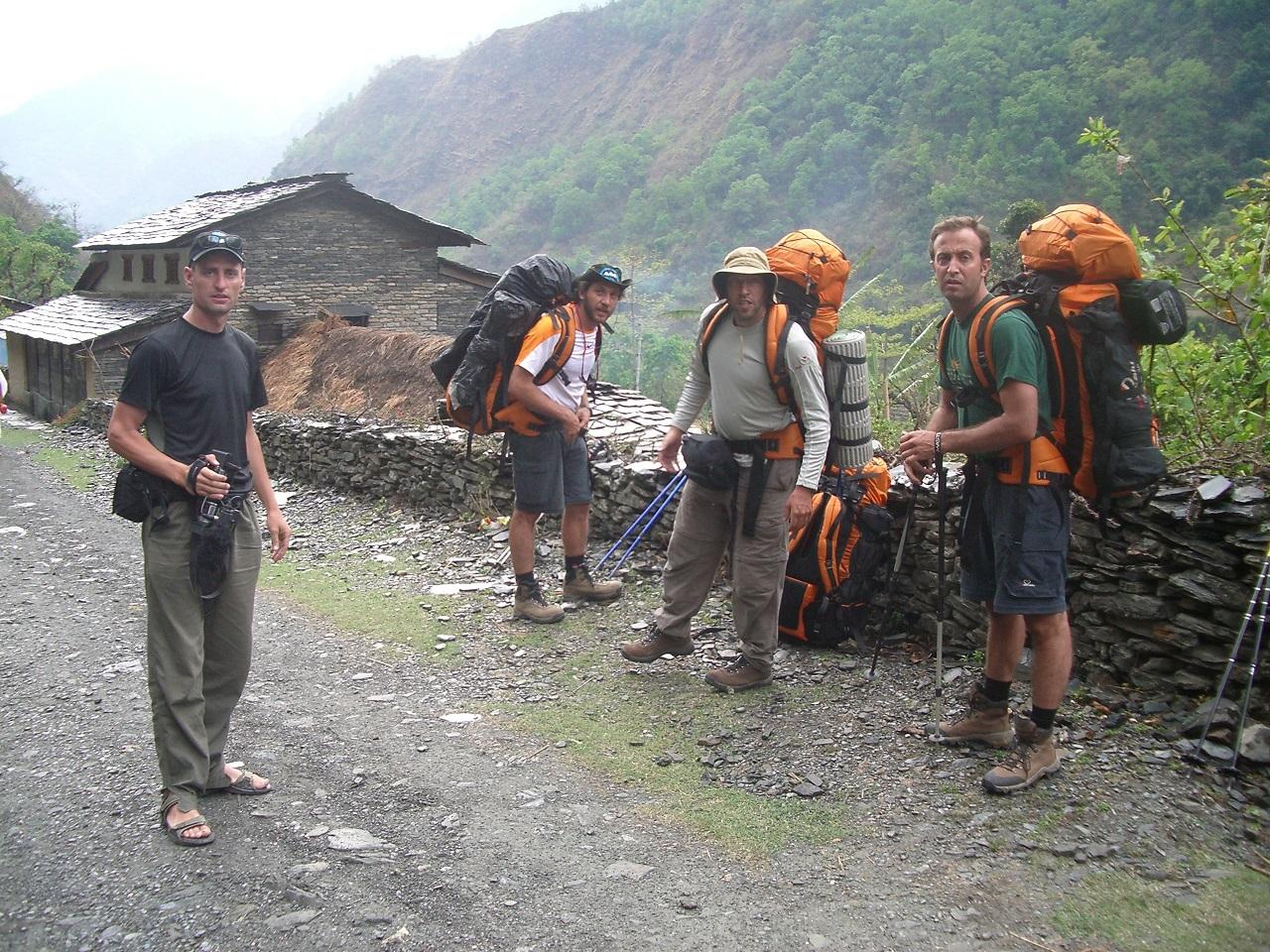 """Guillermo Glass: """"Dario Bracali fue a filmar al Himalaya en 2.008 y nunca más volvió"""""""