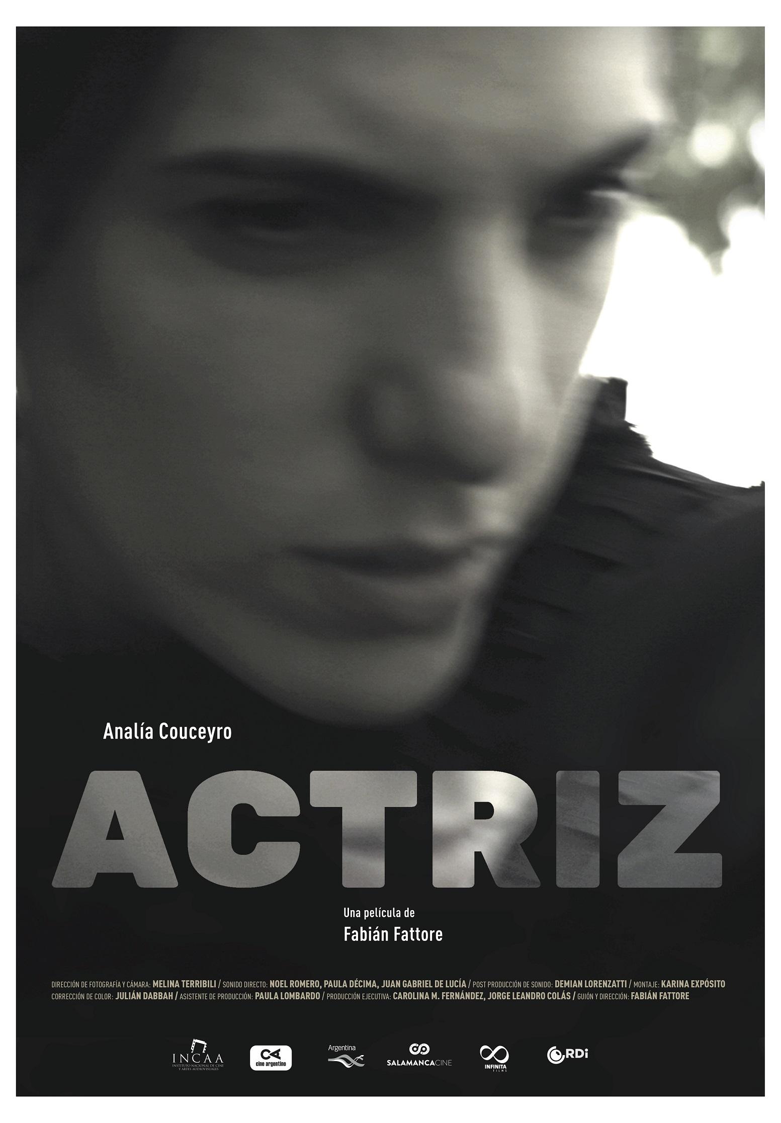 """Fabián Fattore: """" Filmé en blanco y negro  porque quise cuidar estéticamente el documental"""""""