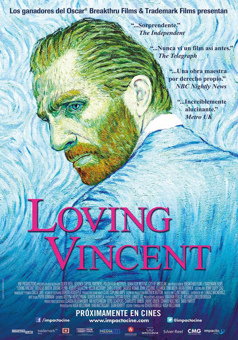 Loving Vicente: Una realización a puro arte