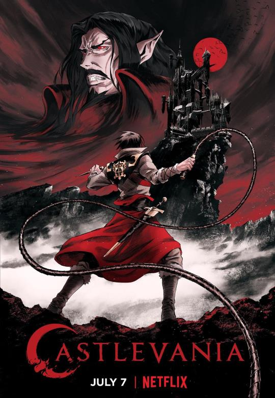 El animé Castlevania llegó a Netflix desafiando al oscurantismo