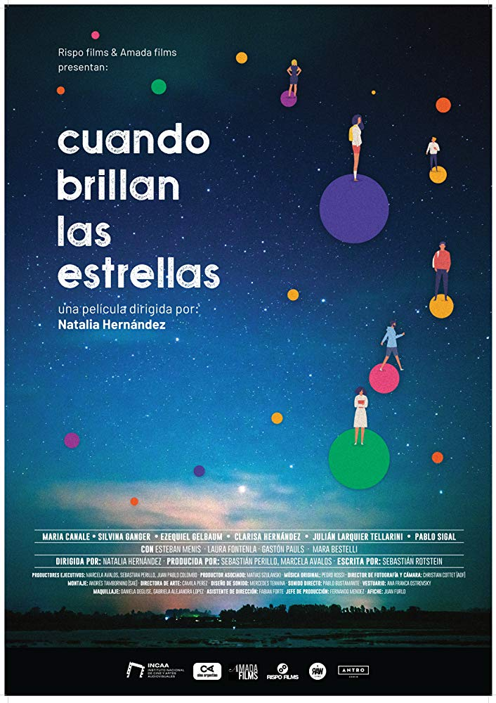 """""""Cuando brillan las estrellas"""" y """"One shot"""" cierran la producción nacional del 2018"""