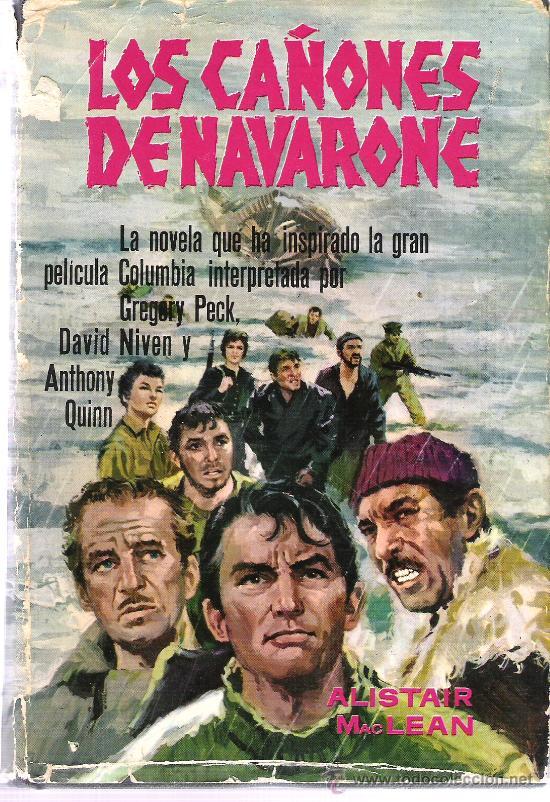 LOS CAÑONES DE NAVARONE (The guns of Navarone) – 1.961 (3/3)