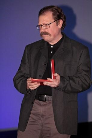 Miguel Juan Payán, Medalla a la labor periodística