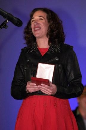 Beatriz Bodegas, productora de 'Tarde para la ira', mejor película