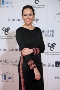 La actriz Ana Turpin, consejera de AISGE