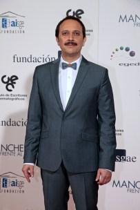 Luis Callejo, actor nominado por 'Tarde para la ira'