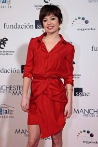 Anna Castillo, medalla actriz revelación por 'El olivo'