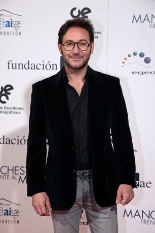 Carlos Santos, actor nominado por 'El hombre de las mil caras'