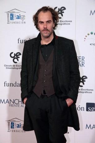 Julio de la Rosa, nominado por la música de 'El hombre de las mil caras'