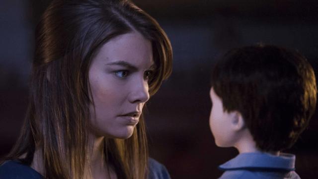 Lauren Cohan in the film The Boy