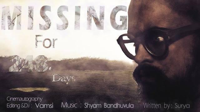 'Missing for 248 Days' - Indian Short Film